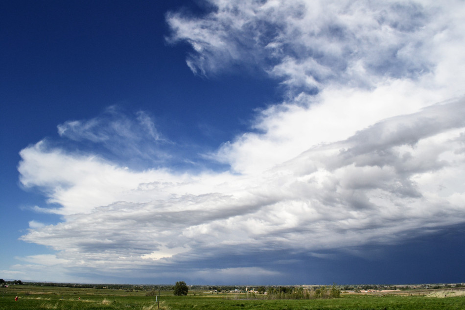 Ominous Storm over Weld County, CO