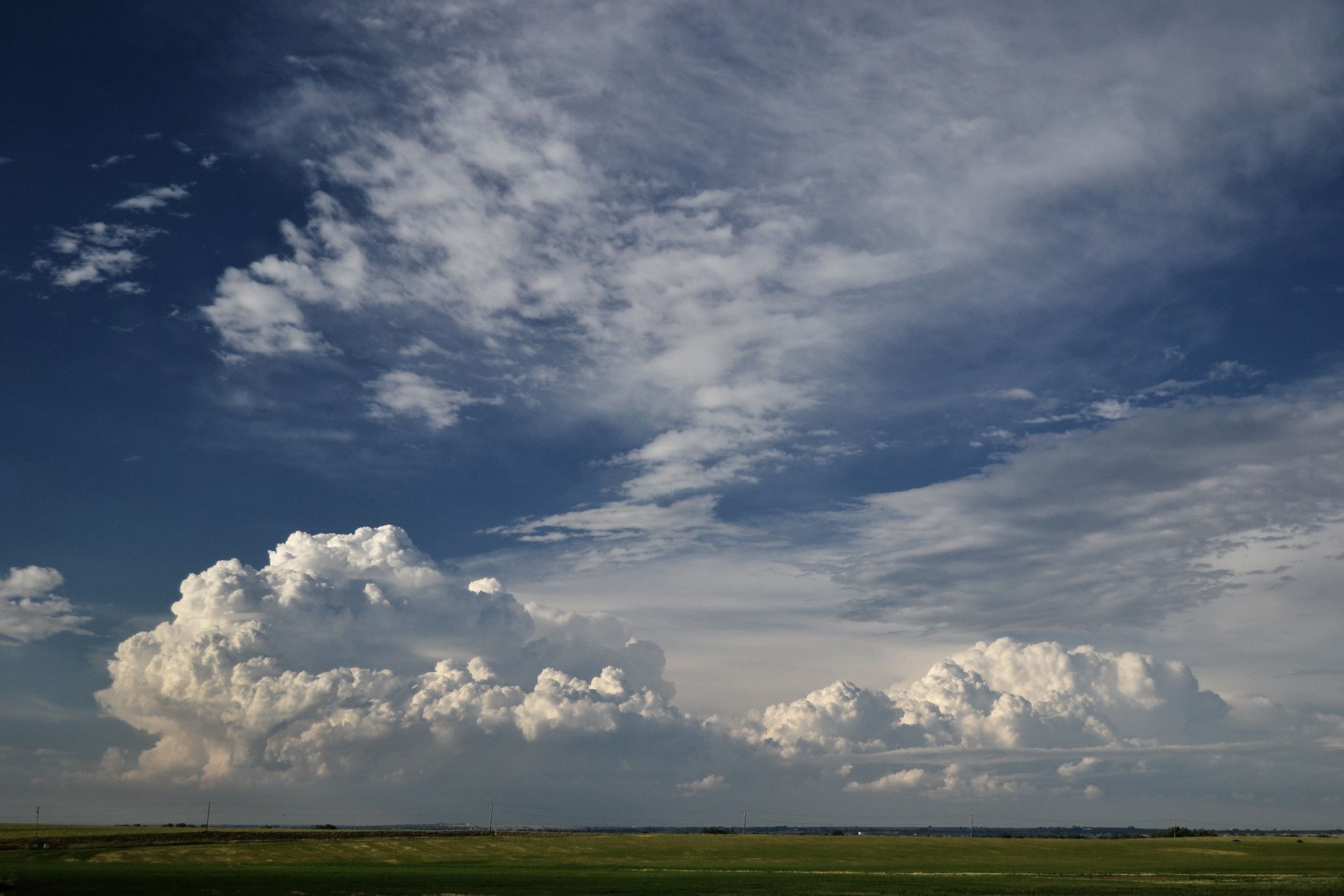 Big Cumulus Clouds, 2011-07-14 - Cumulus | Colorado Cloud ...
