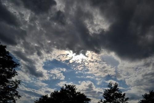 Wispy Cirrus Clouds, S...