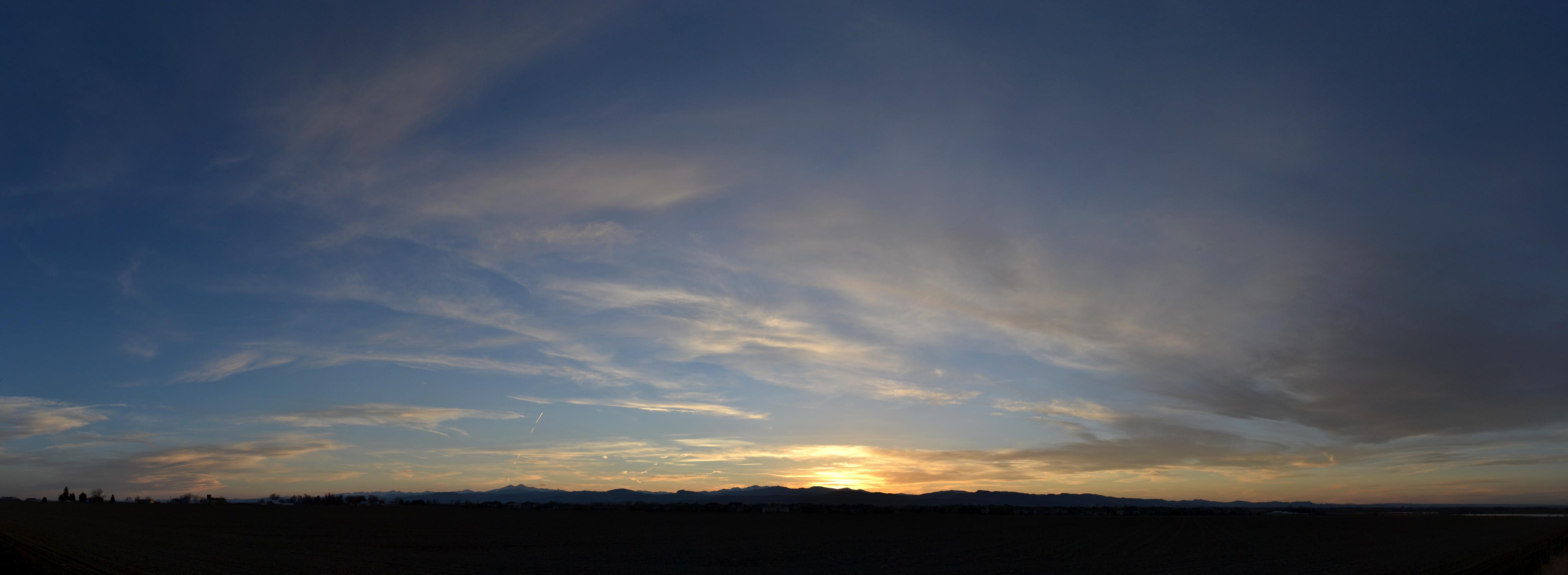 2014 04 08 Cirrus Colorado Cloud Pictures